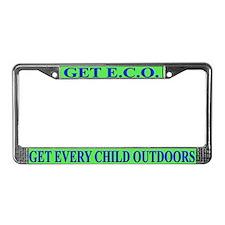 Get ECO License Plate Frame