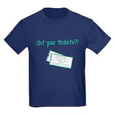 Gun Show Tickets T