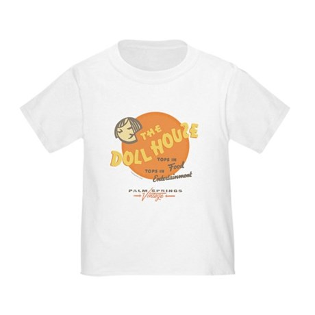 Doll House Toddler T-Shirt