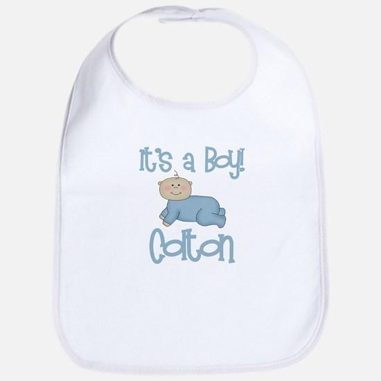 Colton - It's a Boy Bib