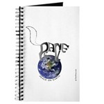 Peace On Earth (Cat) Journal