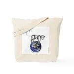 Peace On Earth (Cat) Tote Bag