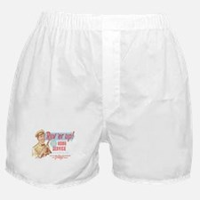 Gas Station Boxer Shorts