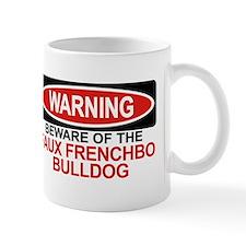 FAUX FRENCHBO BULLDOG Mug