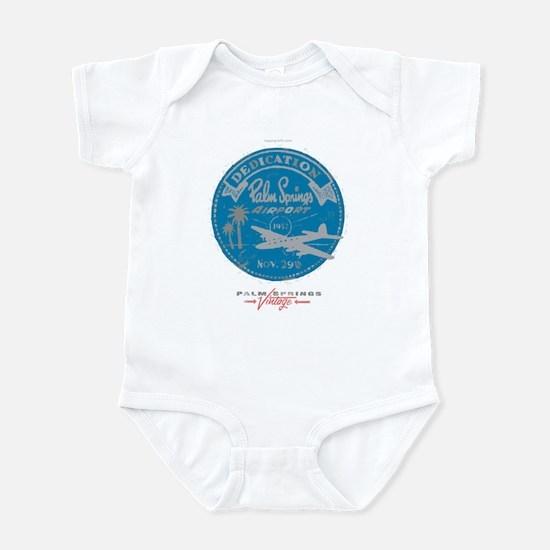 Palm Springs Airport Infant Bodysuit