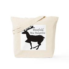 Deerfield, NH Tote Bag