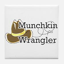 Munchkin Wrangler Tile Coaster
