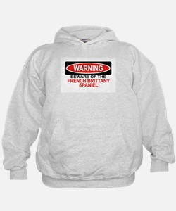 FRENCH BRITTANY SPANIEL Hoodie