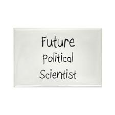 Future Political Scientist Rectangle Magnet (10 pa