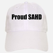 Proud SAHD Baseball Baseball Cap