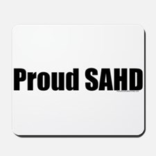 Proud SAHD Mousepad