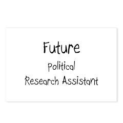 Future Political Research Assistant Postcards (Pac