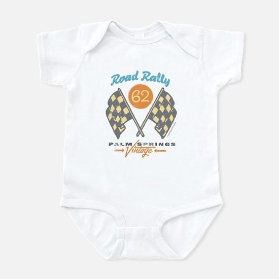 Road Rally Infant Bodysuit