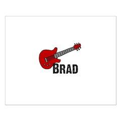Guitar - Brad Posters