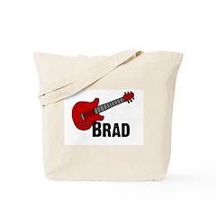 Guitar - Brad Tote Bag