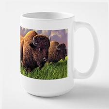 Stampede! Large Mug
