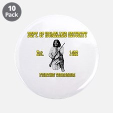 "Dept. of Homeland Security 3.5"" Button (10 pack)"