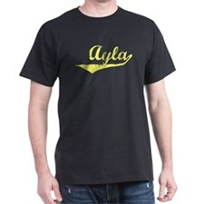 Ayla Vintage (Gold) T-Shirt
