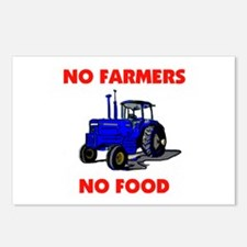 FARMERS Postcards (Package of 8)