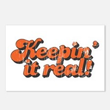 Keepin' it Real Postcards (Package of 8)