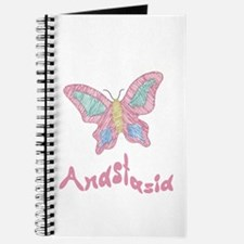 Pink Butterfly Anastasia Journal