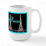 Paris Large Mug