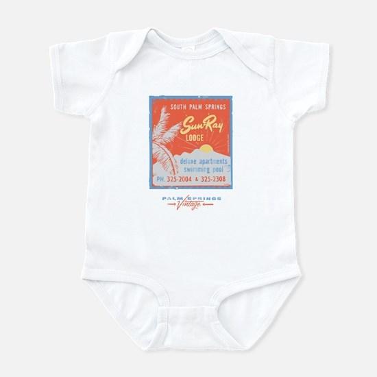 Sun Ray Infant Bodysuit