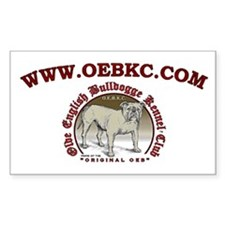 OEBKC Rectangle Decal