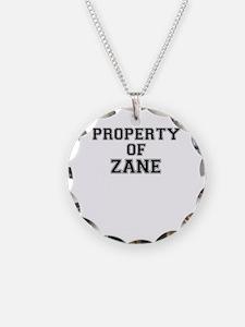Property of ZANE Necklace