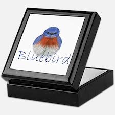 bluebird design Keepsake Box