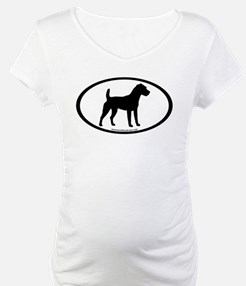 Jack Russell Oval Shirt
