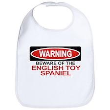ENGLISH TOY SPANIEL Bib