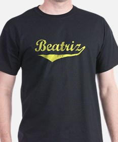 Beatriz Vintage (Gold) T-Shirt