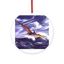 Pteranodon 2 Ornament (Round)