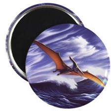 "Pteranodon 2 2.25"" Magnet (100 pack)"