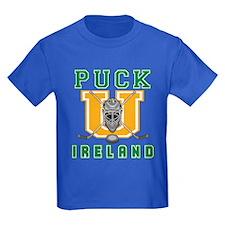 Funny Ireland Hockey T
