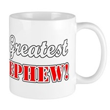 World's Greatest Great Nephew Mug