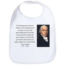 James Madison 4 Bib