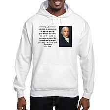 James Madison 4 Hoodie