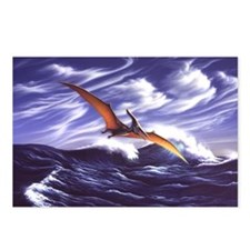 Pteranodon 2 Postcards (Package of 8)