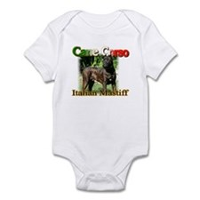 Cane Corso Italiano Infant Bodysuit