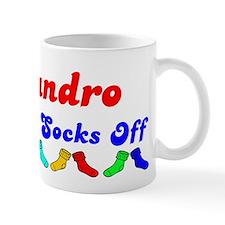 Alejandro Rocks Socks (B) Mug