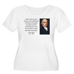 James Madison 8 T-Shirt