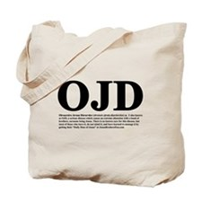 Unique Disorder Tote Bag
