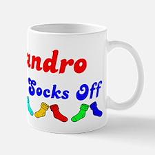 Alexandro Rocks Socks (B) Mug