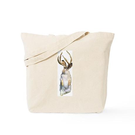 Jackalope Reusable Grocery/Tote Bag