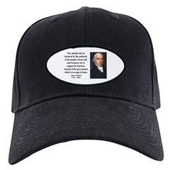 James Madison 10 Baseball Hat