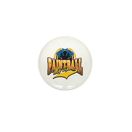 Paint Ball My Sport Mini Button (10 pack)