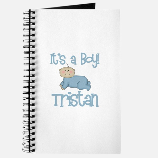Tristan - It's a Boy Journal