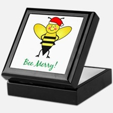 Bee Merry Keepsake Box